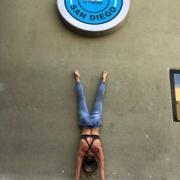 Handstand san diego