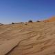 Sabbia nel deserto