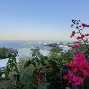 vista panoramica sul mare