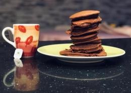 pancakes e tisana