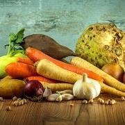 ottobre e le sue verdure verdura di stagione