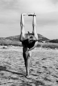 ANNAEGIO gio che fa yoga